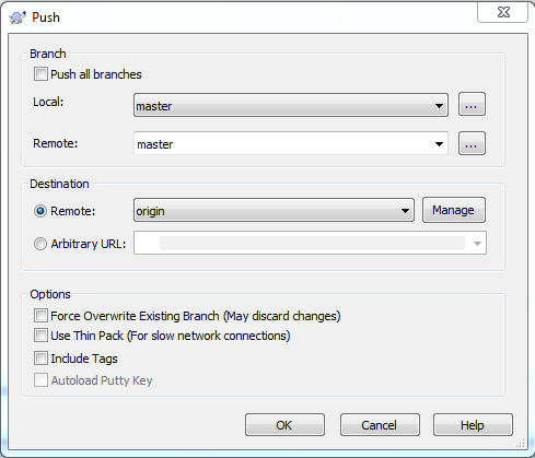 Getting started with Git on Windows